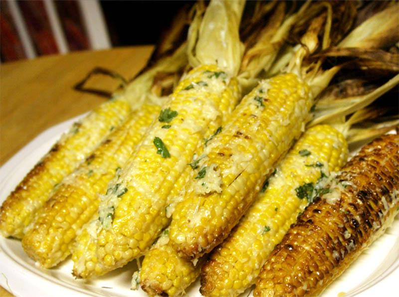 Рецепт: кукуруза гриль с острова Бали