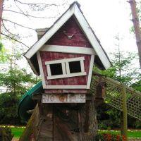 Сказочная детская площадка